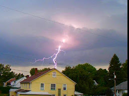 Lightning captured