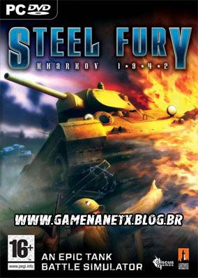 STEEL FURY: KHARKOV 1942 - PC Steel_fury