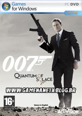 007: QUANTUM OF SOLACE - PC - LINKS DIRETOS 007