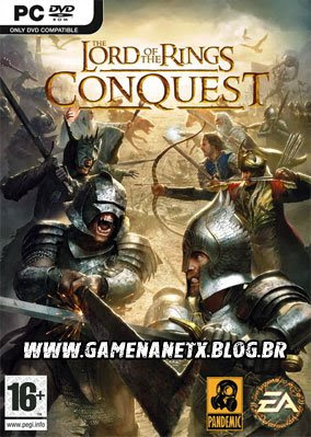 THE LORD OF THE RINGS: CONQUEST - PC - 2009 Lordnovo