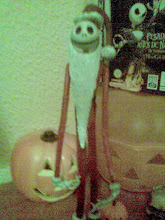 jack skeleton de papanoel