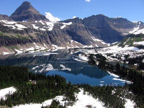 glacier national park. in Glacier National Park