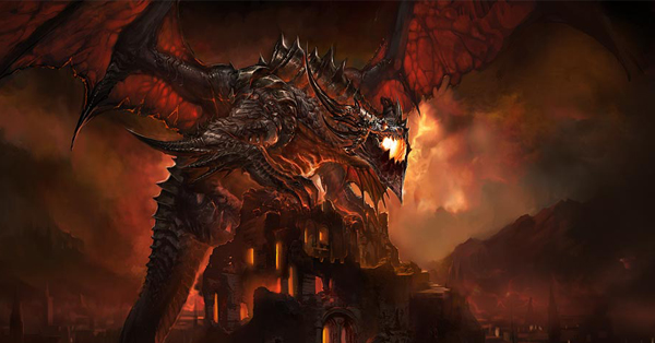 world of warcraft cataclysm deathwing. Deathwing, WoW#39;s newest bad