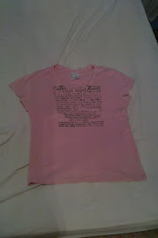 Calvin Klein Pink T-shirt