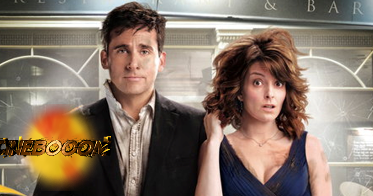 Cine booom trailer poster de una noche fuera de serie for Algo fuera de serie