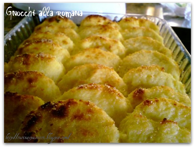 Gnocchi Alla Romana Recipes — Dishmaps