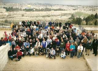 Liberty University at the Mount of Olives