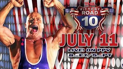 TNA victory road 11 de julio