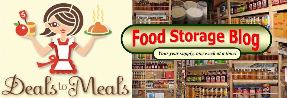 My Food Storage Deals
