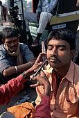 shaving for India