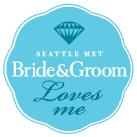 Seattle Met Bride and Groom Loves Us