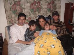yo con mis hermanos