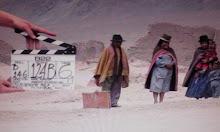 Bolivia filmada en territorio chileno..