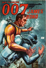 Editada por Zig Zag en 1968 era posible adquirir la revista de 007...