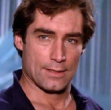 El gales Timothy Dalton interpretó a 007 entre 1987 y 1989