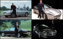 Wheels for 007...Bond is a way of life