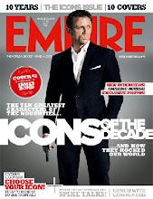 James Bond elegido uno de los 10 íconos de la decada...