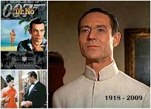 Fallecieron el 2009 actores de Dr No (1962)