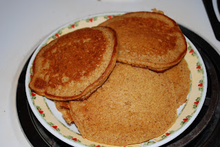 Delicious Spiced Pancakes