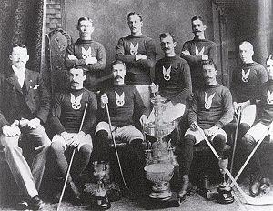Primeiro Campeão: Montreal HC