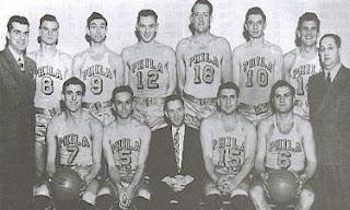 Philadelphia Warriors, campeão em 1946-47