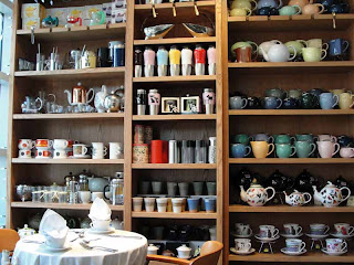 CAFE LA LA: Chado Tea Room, Little Tokyo