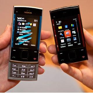 Nokia X3 10 - Nokia x3 Themes