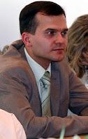 Заслуженный учитель Украины В. В. Володин