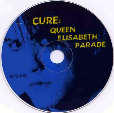 The Cure. Queen Elisabeth Parade Disc