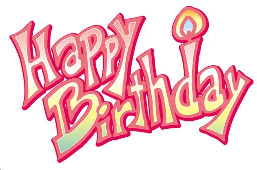 happy birthday dear friend scraps. Re: Happy Birthday to you,