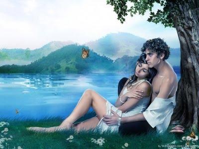 Amor, paisaje