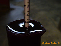 winemaking at chateau paillas