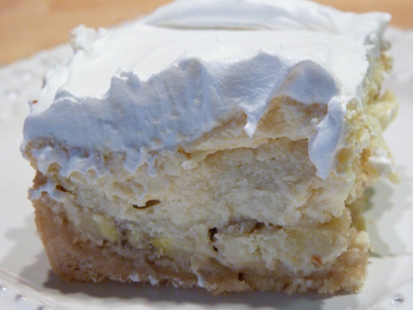 Fantastic Family Favorites: Banana Cream Cheesecake