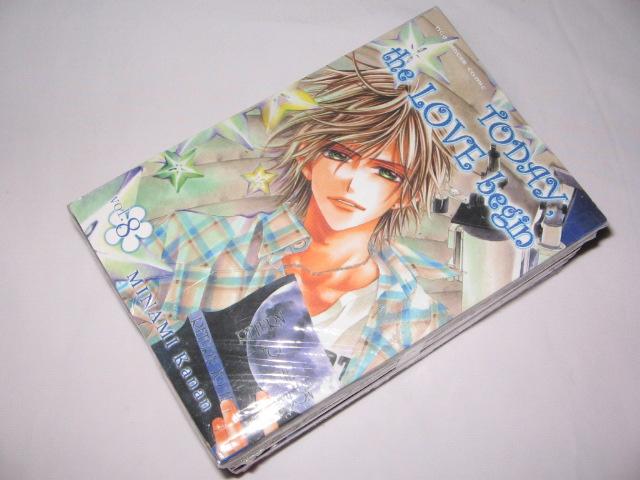 Today, The Love Begin 1-14 (C) (Kanan Mikami) @14,500 - 203,000 ( Sold ...
