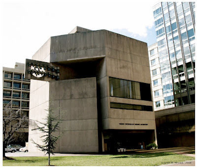 Third Church of Christ, Scientist--an example of Brutalism