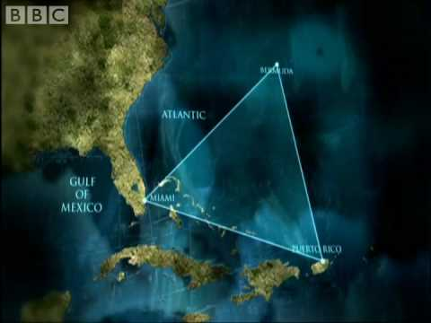 the location of Bermuda Triangle