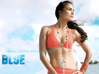 Blue 2009 Hindi Movie