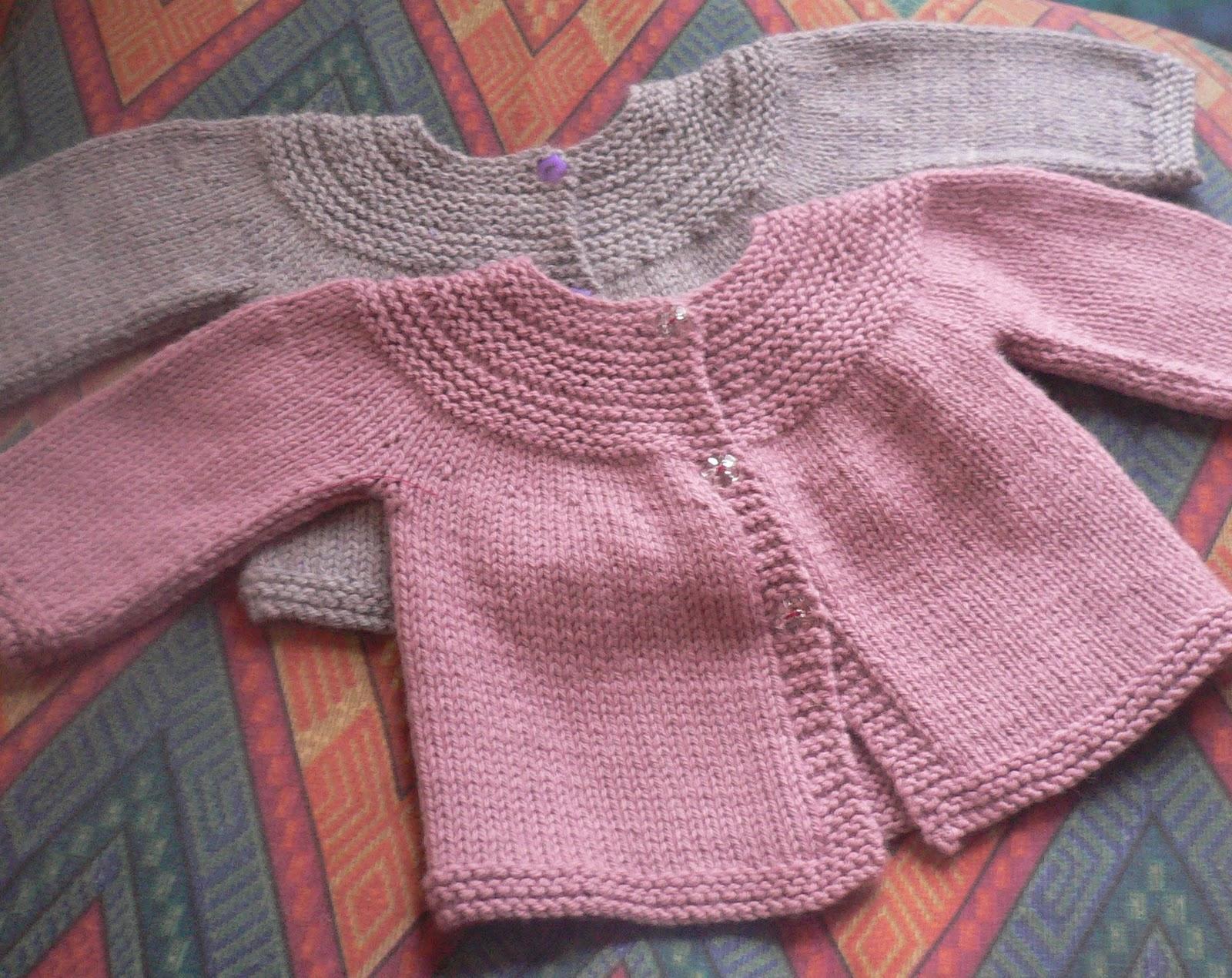 Super L'atelier d'Aditi: petit tricot pour bébé 2 AP71