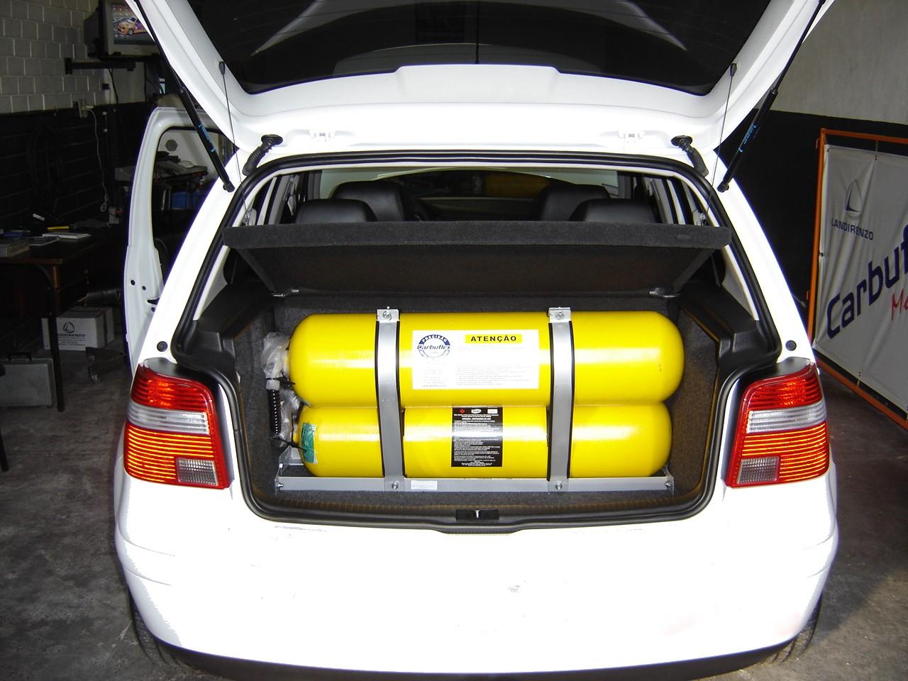 Газовое оборудование на автомобиль своими руками