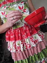 Win My Mrs. Christmas Apron!