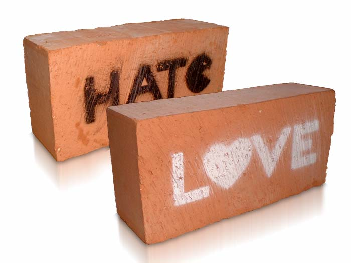 hate and love quotes. Love failure Quotes-English