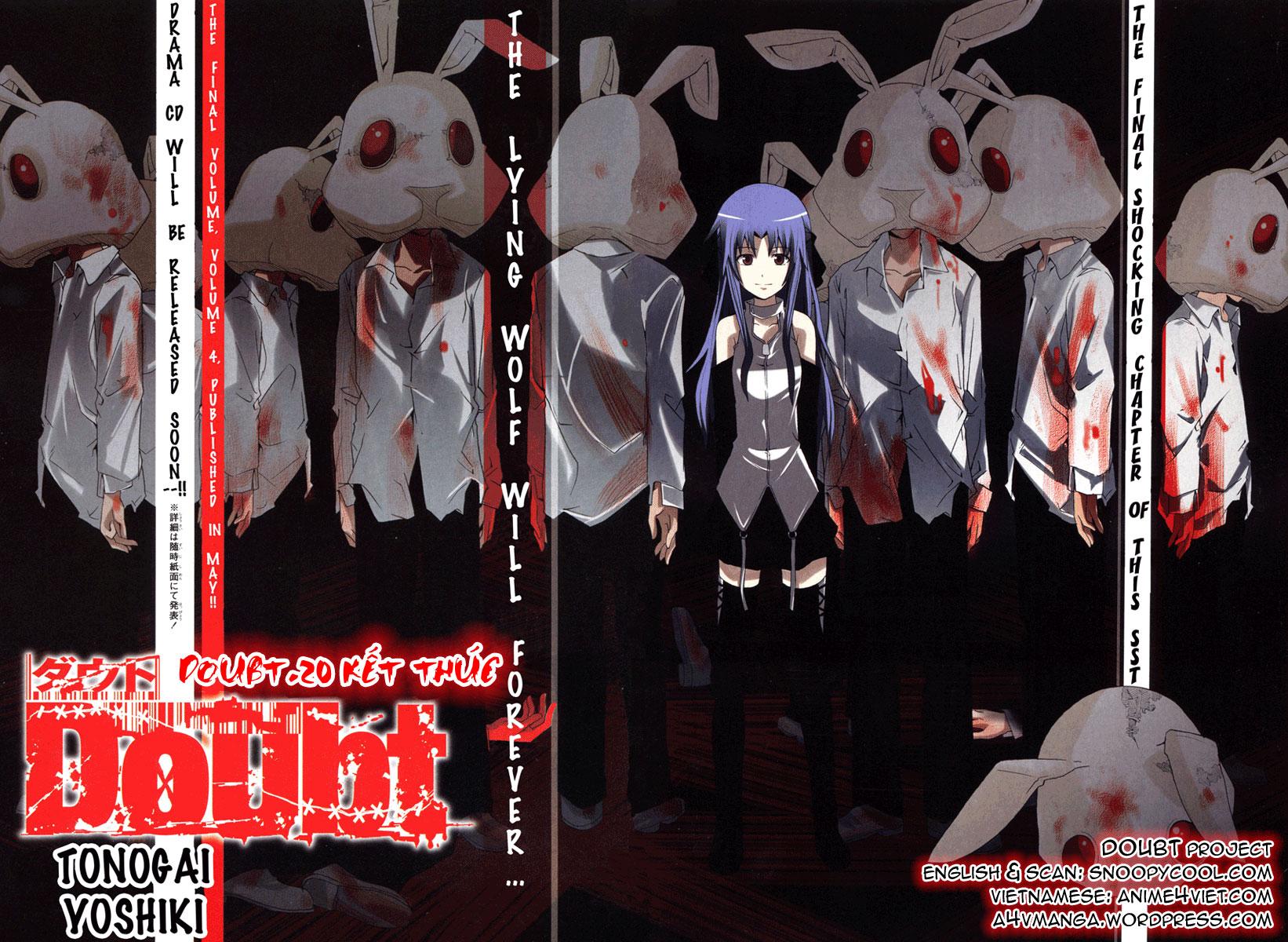 Rabbit Doubt chap 20 – Kết thúc Trang 5 - Mangak.info
