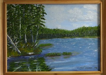 Lake of Two Rivers-Algonquin Park (2008) Price:$225