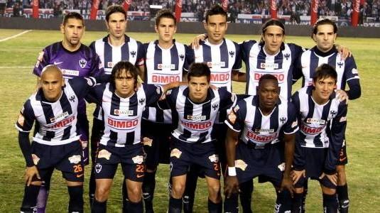 Monterrey Mexikanischer Fussball-Meister