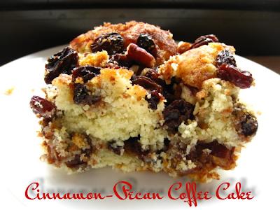 easy peacan coffee cake recipe