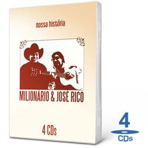 Box Milionário & José Rico - Nossa História