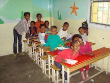 Kidane Mehret Junior Class