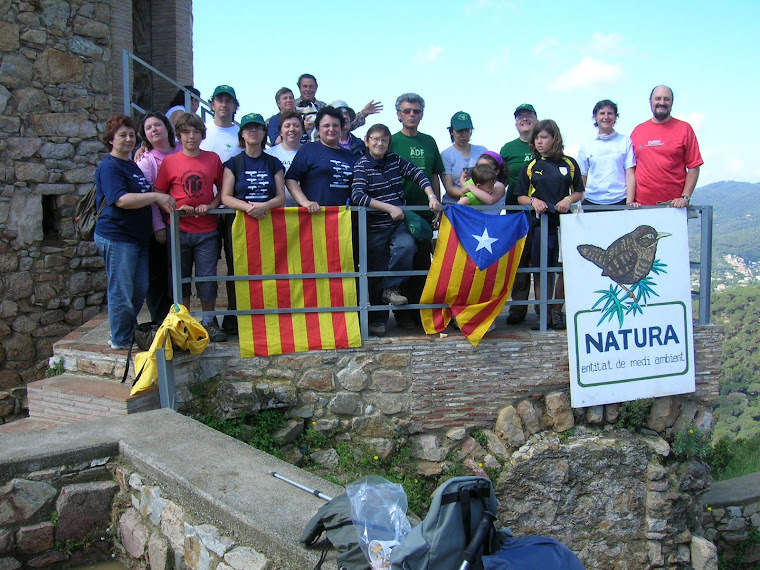 IX Trobada al Castell de Burriac (juny 2008)