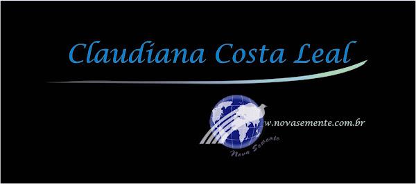 EM MANUTENÇÃO Claudiana Costa