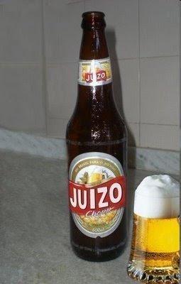 cerveja vou tomar juizo